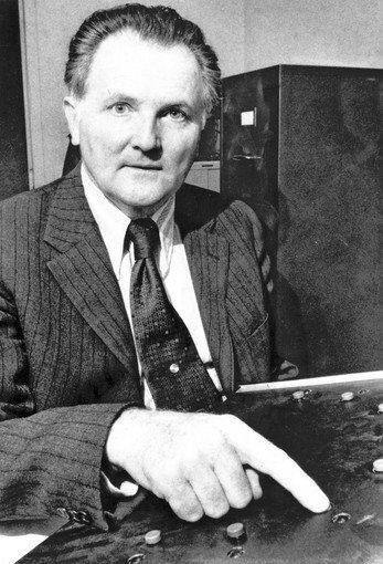 Photo of Arthur Jensen